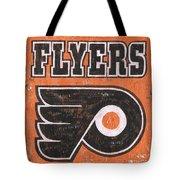 Vintage Flyers Sign Tote Bag