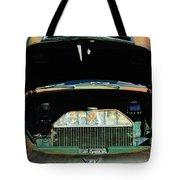 Vintage Ford Pickup Truck Tote Bag