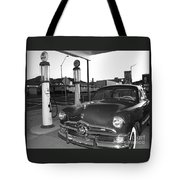 Vintage Ford Tote Bag