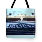 Vintage Freightliner  Tote Bag