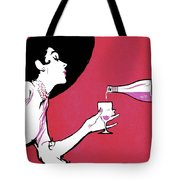 Vintage French Vermouth Aromatic Wine Advertisement Tote Bag