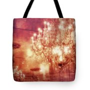 Vintage Light Tote Bag