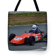 Vintage Lotus 61 Tote Bag