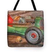 Vintage Midget Racer Tote Bag