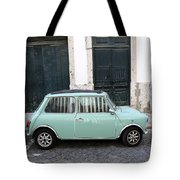 Vintage Mini Minor Tote Bag