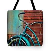 Vintage Montgomery Ward Bicycle 6 Tote Bag