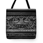 Vintage National Cash Register Tote Bag