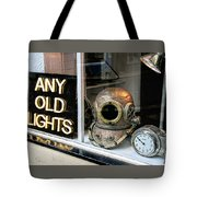 Vintage Nautical Items For Sale Tote Bag