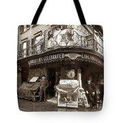 Vintage New York City Tote Bag