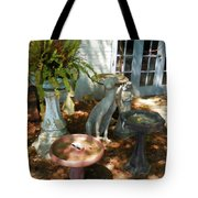 Vintage Outdoor Decor Tote Bag