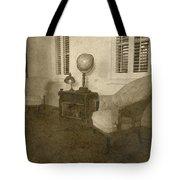 Vintage Photograph Farmhouse Interior Tote Bag