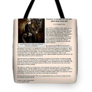 Vintage Photograph Of Vincent Van Gogh - Taken 13 Years After His Death - Article Tote Bag