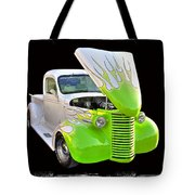 Vintage Pickup Tote Bag
