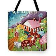 Vintage Poster - Australia Tote Bag