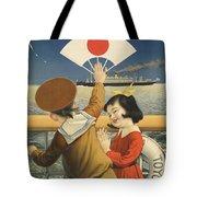 Vintage Poster - Toyo Kisen Kaisha Tote Bag