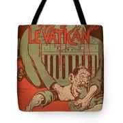 Vintage Poster - Vatican Galantara Tote Bag