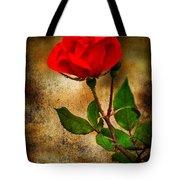 Vintage Rose Tote Bag