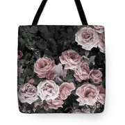 Vintage Roses In Pink 2  Tote Bag