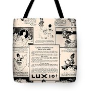 What It Means To Other Women Vintage Soap Ad Tote Bag