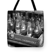 Vintage Soda Case  Tote Bag
