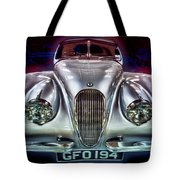 Vintage Speedster Tote Bag