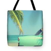 Vintage Summer Tote Bag