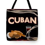 Vintage Tobacco Cuban Cigars Tote Bag