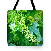 Vintage Vines  Tote Bag
