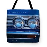 Vintage Visage Tote Bag