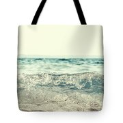 Vintage Waves Tote Bag