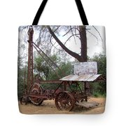 Vintage Well Driller 1 Tote Bag