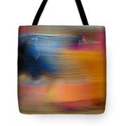 Violent Colours Tote Bag
