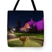 Violet Castles Tote Bag