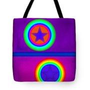 Violet Circus Tote Bag