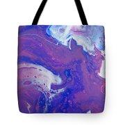 Violet Dreams Tote Bag