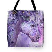 Violet Fantasy Tote Bag