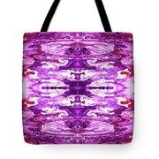 Violet Groove- Art By Linda Woods Tote Bag
