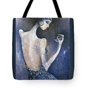Violet Inspiration Tote Bag