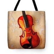 Violin Dreams Tote Bag