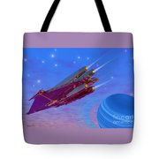 Viper Tote Bag by Corey Ford