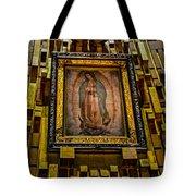 Virgen De Guadalupe 6 Tote Bag