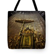 Virgen De Guadalupe 9 Tote Bag