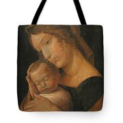 Virgin And Child 1470 Tote Bag