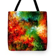 Virgin Forest Tote Bag