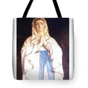 Virgin Mary - Painting Tote Bag