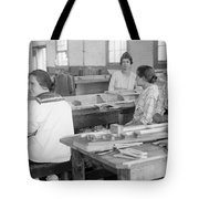 Virginia: Child Labor, 1918 Tote Bag