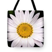 Virginia Daisy Tote Bag