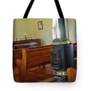 Virginia Dale - Church Interior Tote Bag