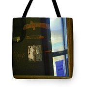 Virginia Dale Burn Relics Tote Bag