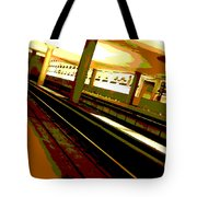Virginia Square Metro I Tote Bag